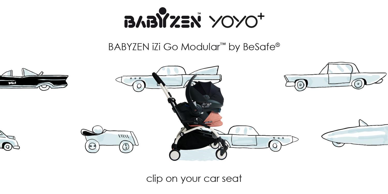 Babyzen Yoyo+ complete set