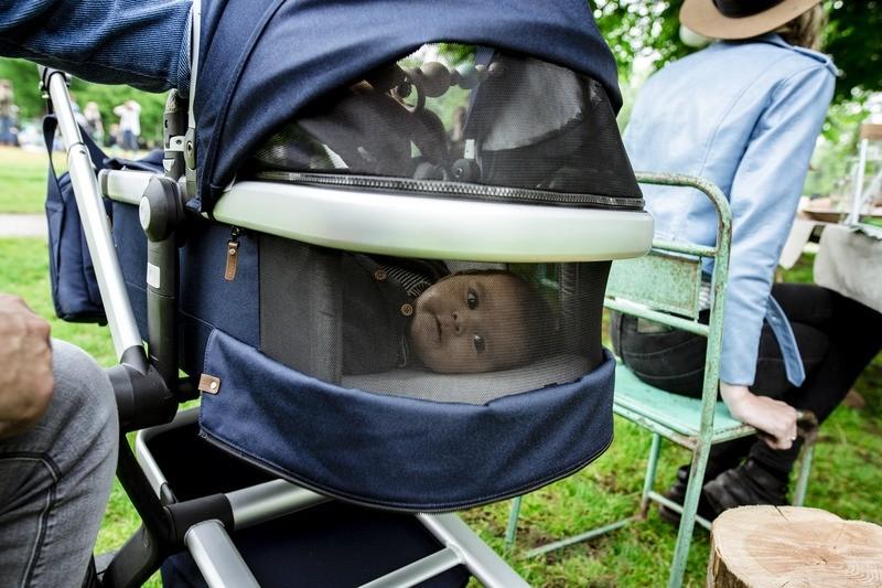 Joolz Day 2 doorkijk ventilatie baby