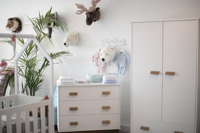 voorbeeld babykamer
