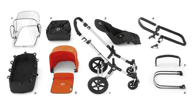 bugaboo cameleon 3 plus set